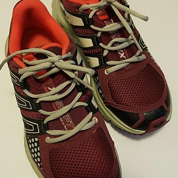 5f3c1edc9dc Salomon Xr shift trail running shoes. M 5a68f746a6e3ea3367cb9ccc